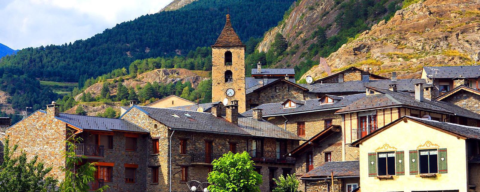 Europe; Andorre; Ordino;