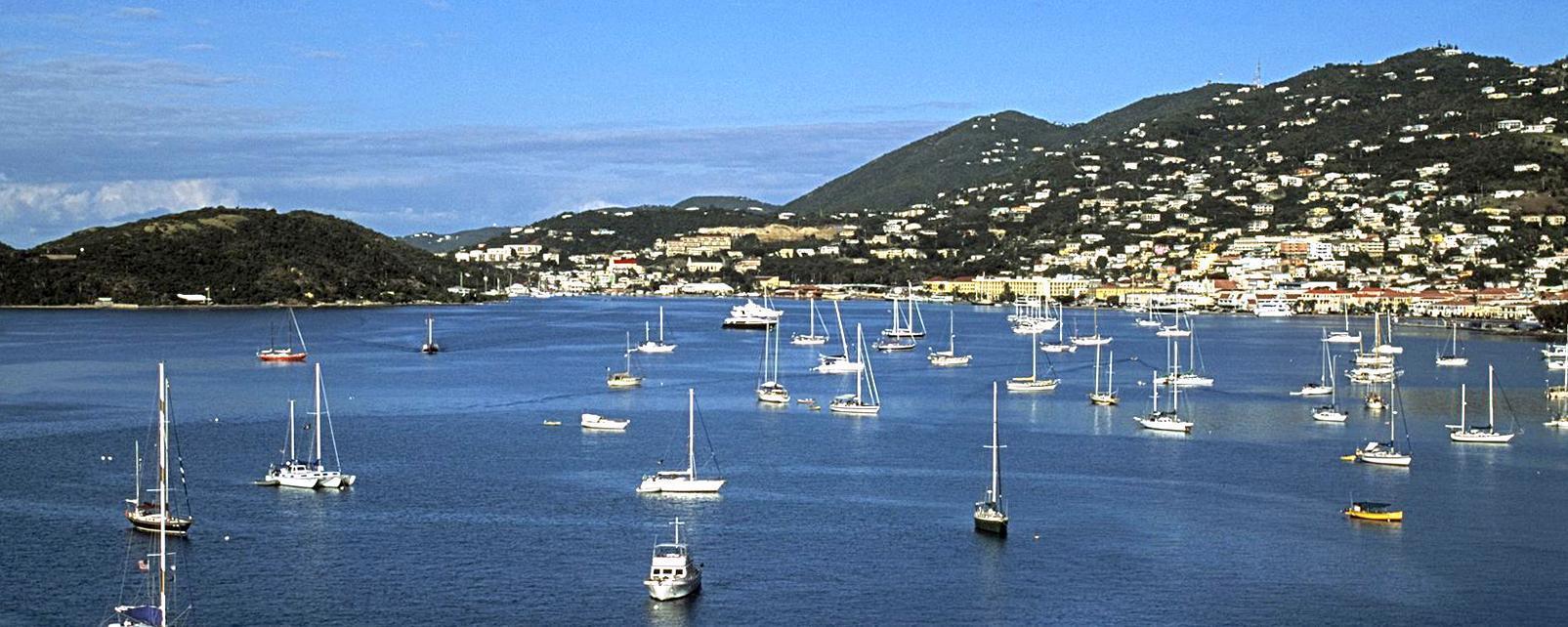 Caraïbes; Caraibes; Antigua et Barbuda; St John's;