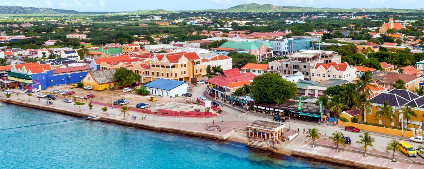 Kralendijk, Aruba Bonaire Curaçao, Kralendijk, Bonaire