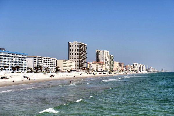 Daytona Beach est un lieu priviligié pour les pêcheurs.