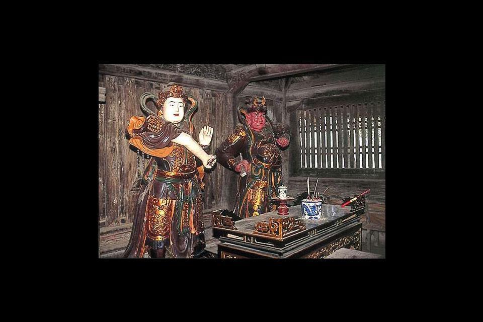 Il museo Cham a Da Nang ospita la più grande collezione d'arte cham del mondo.