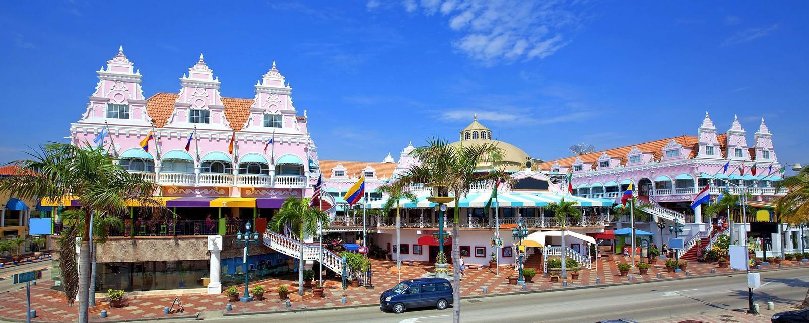 Caraïbes; Caraibes; Aruba Bonaire Curaçao; Oranjestad;