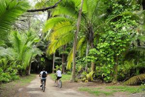 Océan Indien; Seychelles; Desroches;