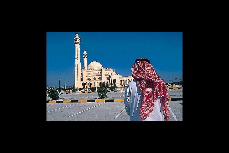 La moschea Al Fateh.