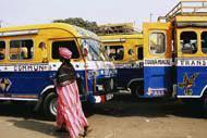 Dakar ist die Hauptstadt der Republik Senegal und zählt 1 Million Einwohner.