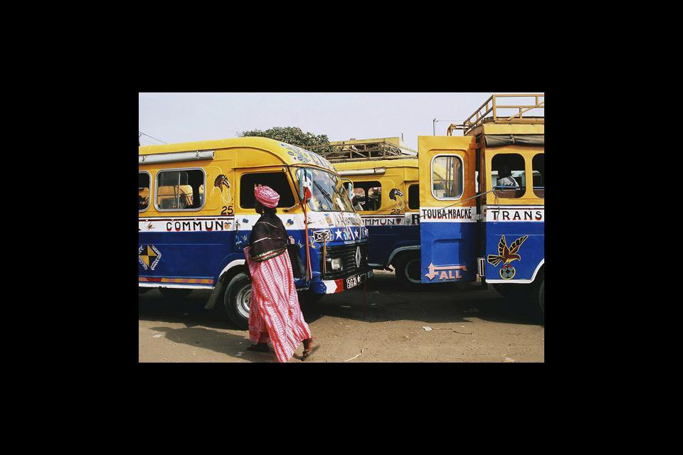 Capitale de la République du Sénégal, Dakar compte 1 million d'habitants.