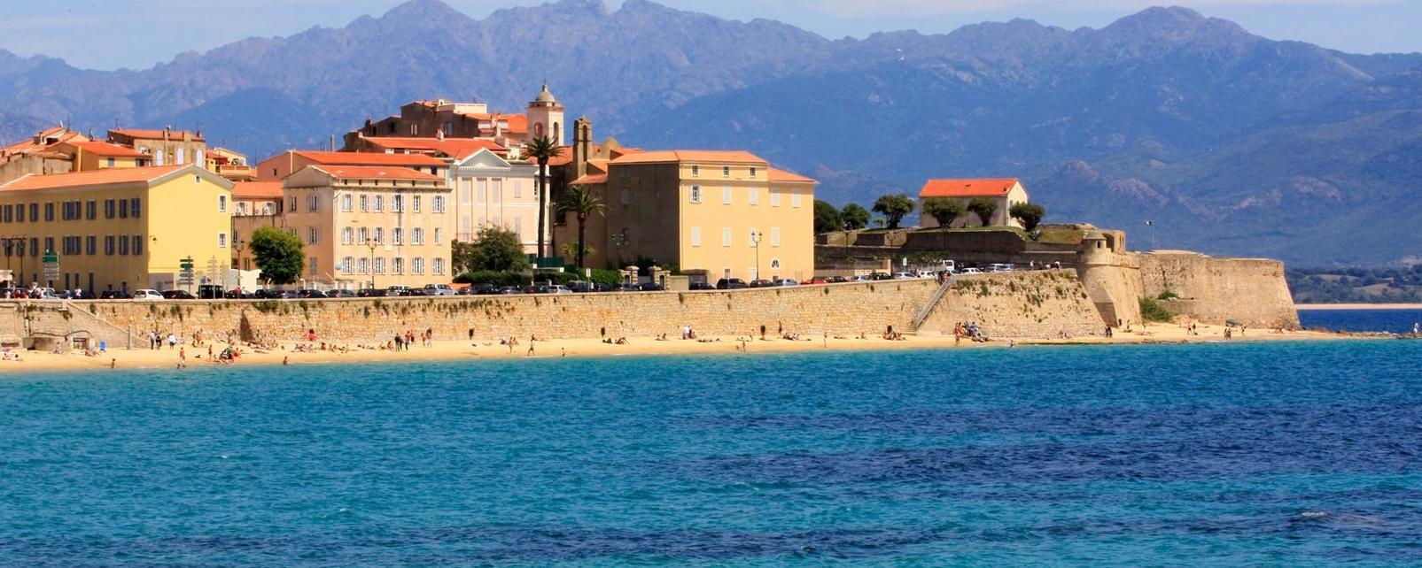 Europe; France; Corse; Ajaccio;
