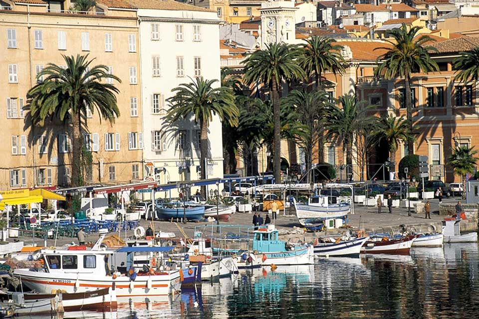 According to recent archaeological discoveries, Ajaccio has had a port since ancient times.