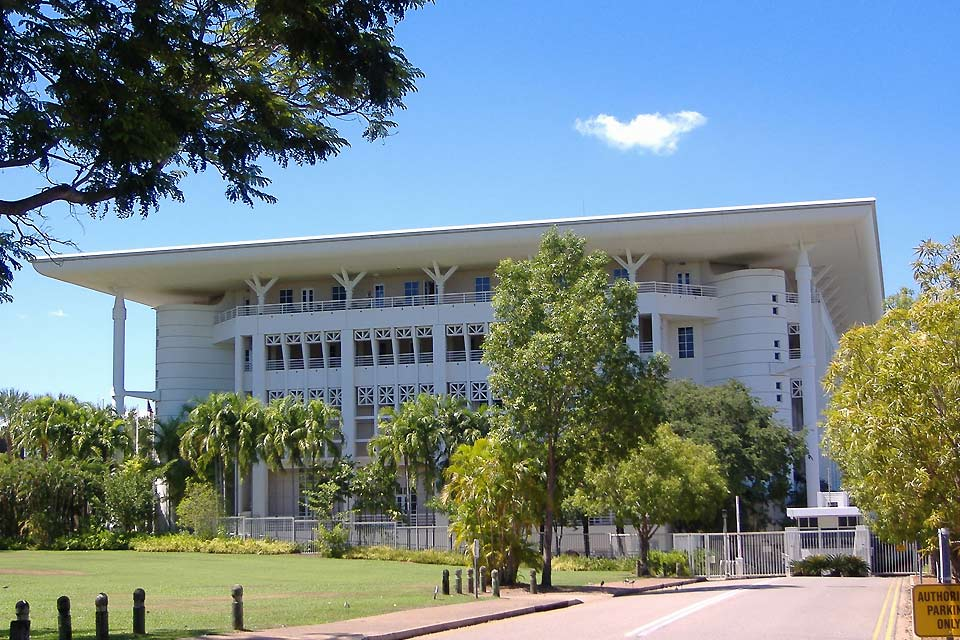 Darwin is the most heavily-populated city in the Northern Territory.