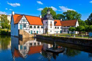 Europe Allemagne Rhénanie-Westphalie Palais Dortmund Ruhr