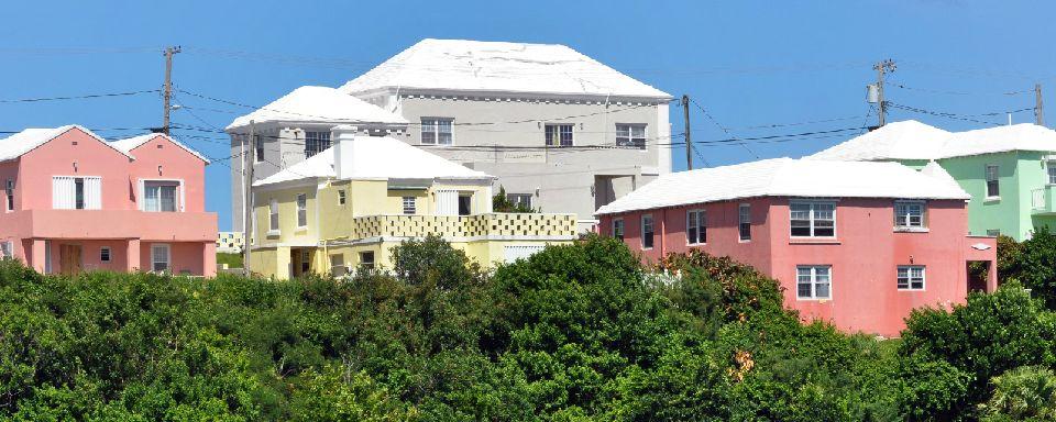 St George, Bermudas