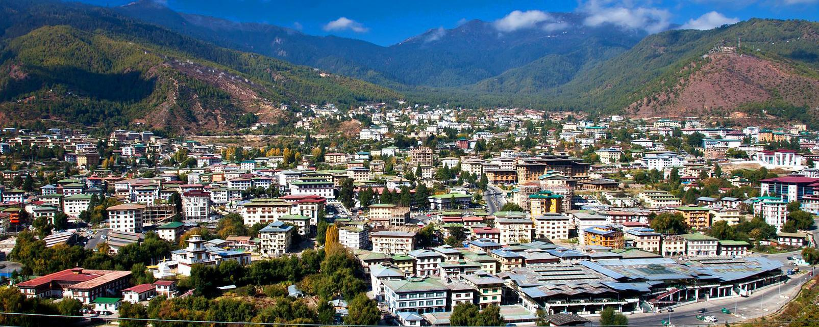 Asie; Bhoutan; Thimphu;