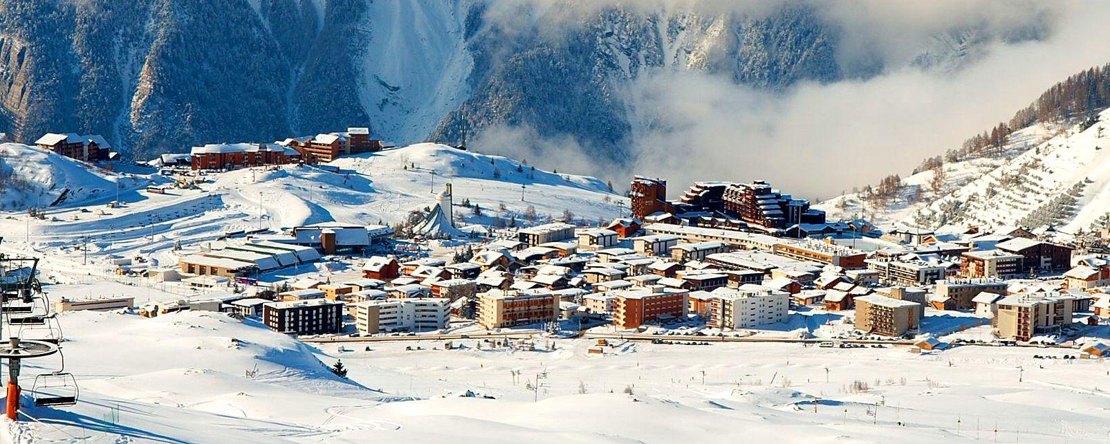 Le guide de voyage les deux alpes easyvoyage for Piscine 2 alpes