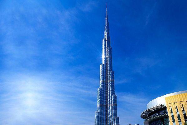 Der Gold Souk in der Stadtmitte. Dubai ist als Einkaufsparadies bekannt.