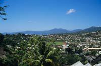 Avec 9 000 habitants, Dzaoudzi est la deuxième ville de Mayotte. Elle se situe sur l'îlot de Fongouzou, au nord-ouest de Petite Terre. Une digue, appelée le boulevard des Crabes, relie la ville à Petite Terre. C'est sur ce boulevard que l'animation est la plus importante, de jour comme de nuit, car on y trouve de nombreux bars et restaurants. Gagnez ensuite la place de France pour voir la préfecture ...