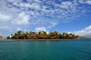 Océan Indien; Mayotte; Dzaoudzi;