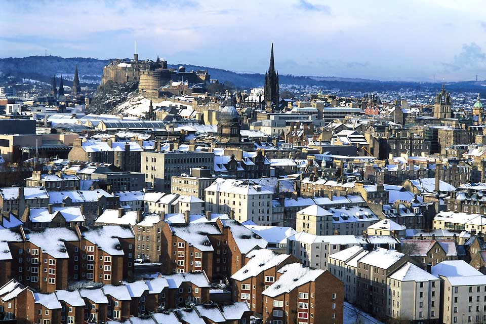 Edinburgh is the capital of Scotland and is the seventh most populated city in the UK.