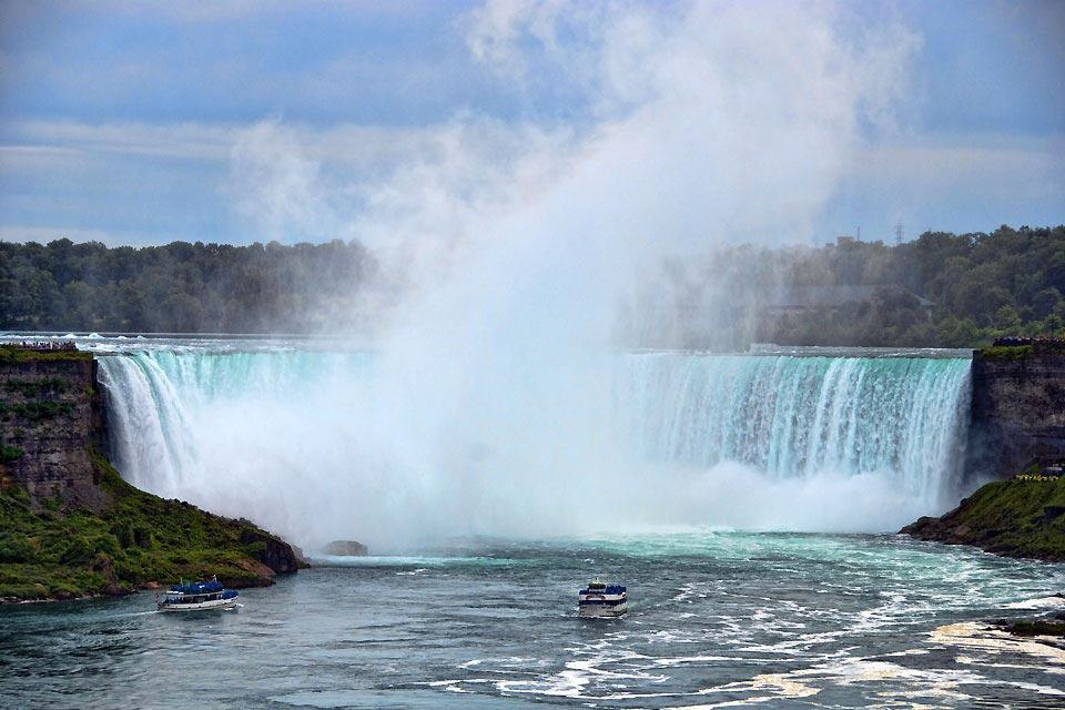 Niagara Falls, Canadá