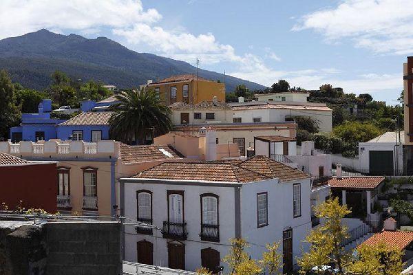"""El Paso wird im Spanischen auch """"Ciudad de los Almendros"""" (Stadt der Mandelbäume) genannt."""