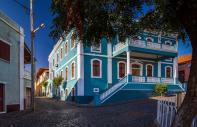 Capitale de l'île de Sao Vicente, Mindelo est la ville la plus cosmopolite de l'archipel