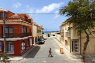 Ein großes Dorf, eine kleine Stadt? Santa Maria ist nicht nur das Tourismuszentrum von Sal, sondern auch ein friedliches Fischerdorf.
