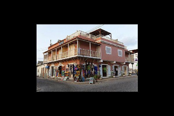 """Bei den """"Sobrados"""" handelt es sich um ehemalige Herrenhäuser aus der portugiesischen Kolonialzeit."""