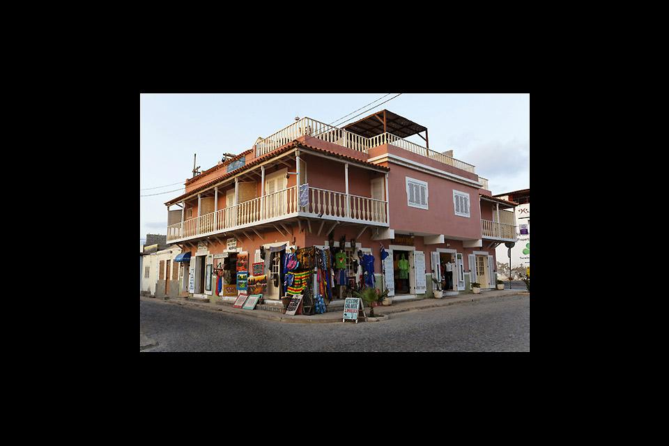 """Sobrados"" are former houses that once served as the mansions of Portuguese colonists."