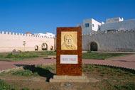 Orson Welles vient à Essaouira de 1949 à 1952 pour y tourner Othello