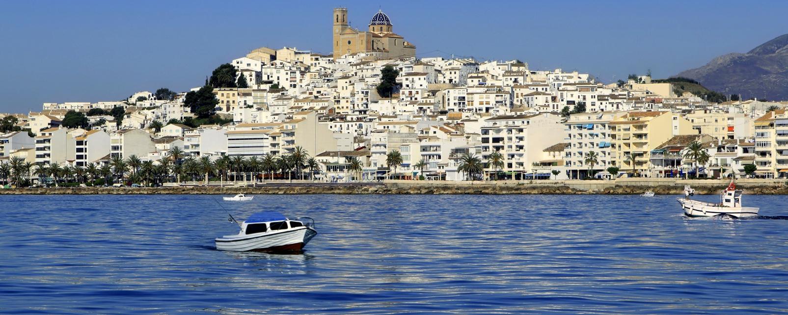 Hotels A Alicante En Espagne