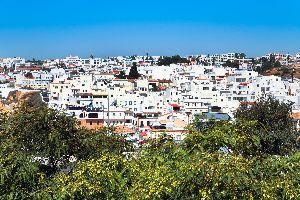 Europe; Portugal; Algarve; Faro;