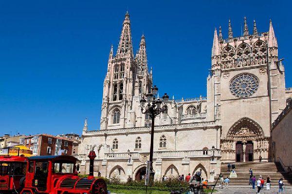 Burgos, Spanien