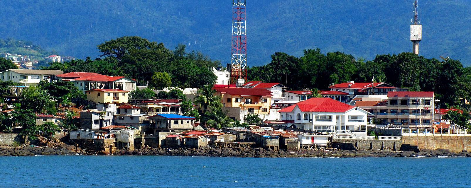 Afrique; Sierra Leone; Freetown;