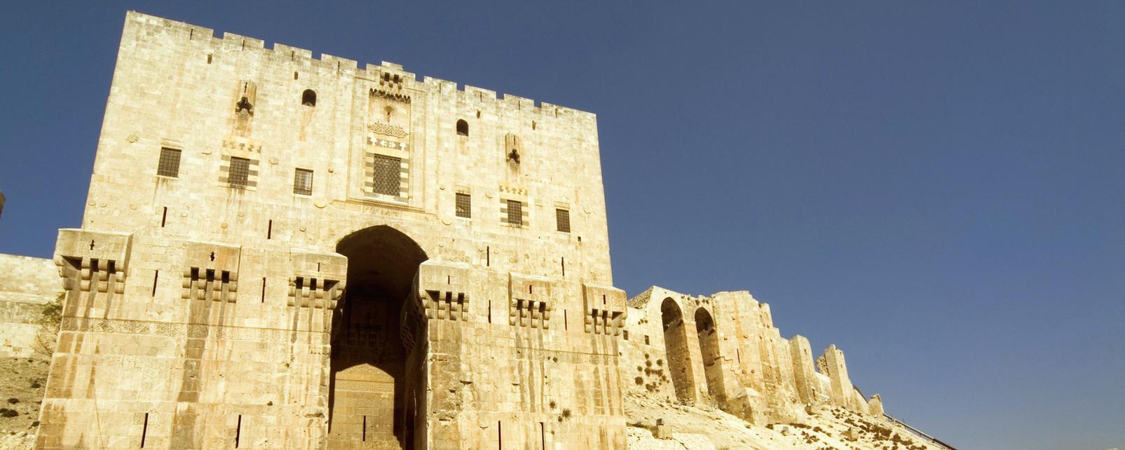 Moyen-Orient; Syrie; Alep;