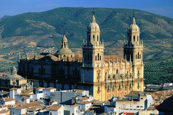Jaen : Jaen Cathedral - Spain