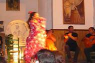 Jerez de la Frontera est l'une des villes phare du flamenco avec Séville et Malaga.