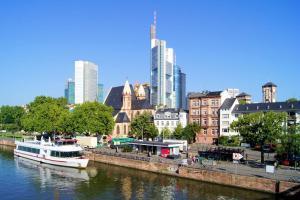 Europe; Allemagne; Francfort;