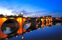 Logroño, capitale de La Rioja, est une ville animée et vivante, qui rassemble sa vie sociale autour de la Senda de los elefantes, composée des rues San Juan et Laurel, des zones traditionnelles d'apéritifs et de petits verres de vin ; la rue Mayor et la place Martínez Zaporta, sont des espaces de bars et de vie nocturne ; et la place du marché ainsi que la zone de Portales. De nombreux points de visite ...