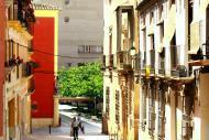 La ville de Lorca fait partie de la communauté de Murcie, et se situe à 58 kilomètres au sud-ouest de la ville de Murcia.