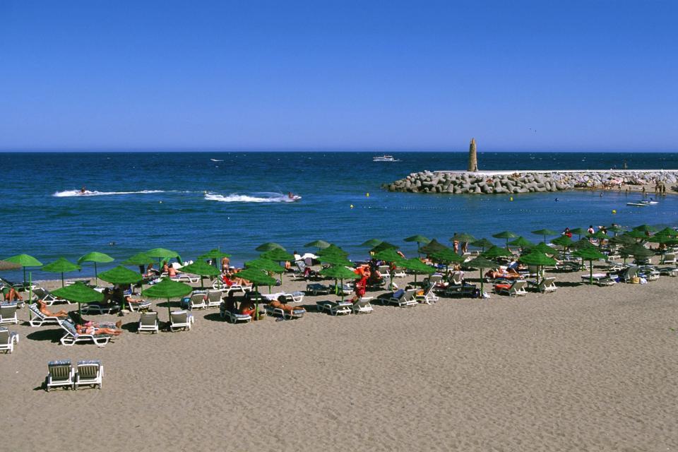 Hotel vincci seleccion estrella del mar marbella spanien - Hotel estrella del mar marbella ...