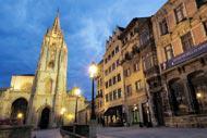 Questa cattedrale è il simbolo del gotico spagnolo. La sua costruzione iniziò nel XIII secolo e venne ultimata soltanto nel XVI secolo.
