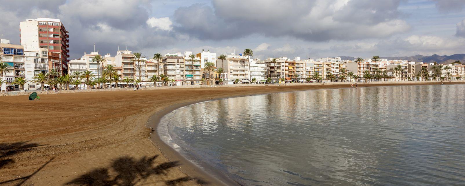 Puerto De Mazarron, Murcie, Espagne