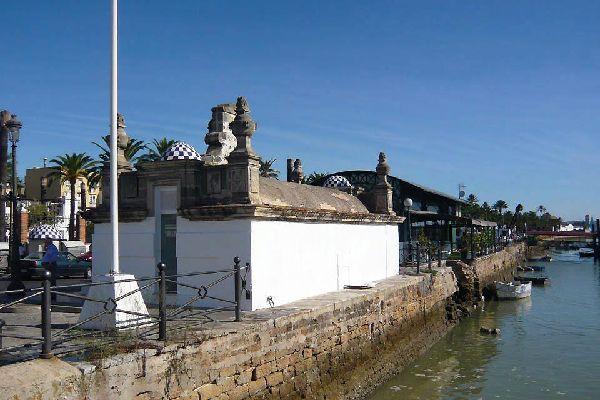 Située au port, c'est ici que s'approvisionnaient en eau les caravelles avant de partir vers les Amériques.