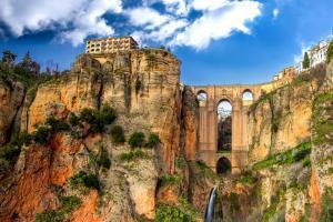 Europe; Espagne; Andalousie; Ronda;