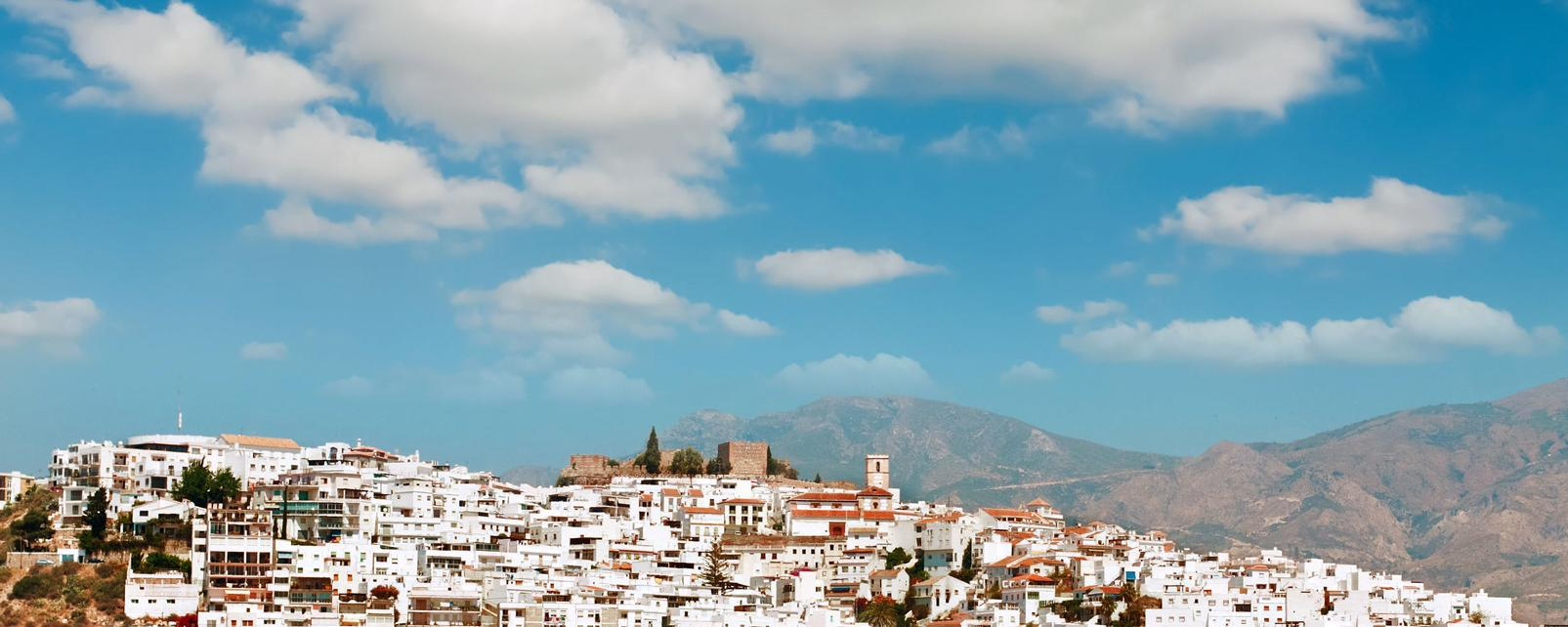Europe; Espagne; Andalousie; Salobreña;