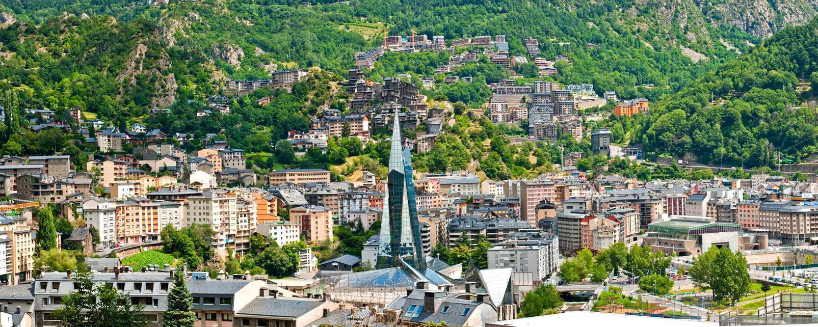 Europe; Andorre; Andorre La Vieille;