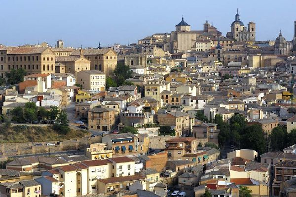 The capital of Castilla-La Mancha has preserved its architectural heritage.