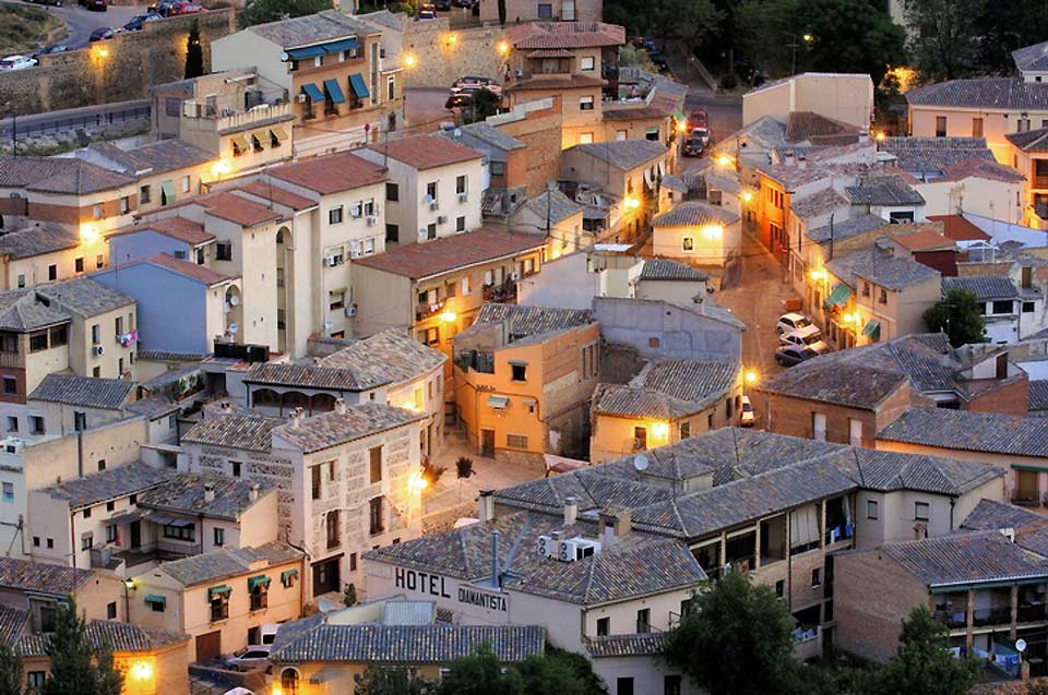Located just 70 kilometers from the capital, Madrid.