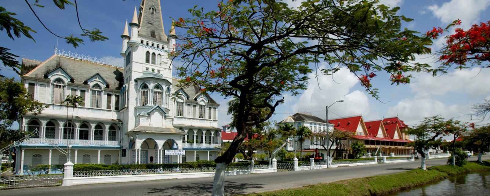 Amérique; Amérique du Sud; Guyana; Georgetown;