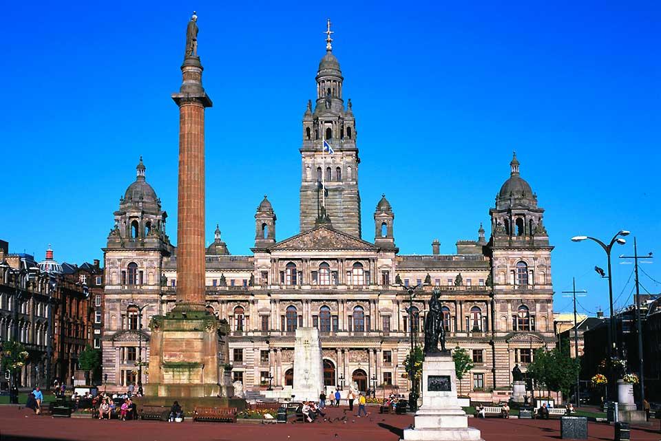 La plus grande ville d'Écosse et la troisième plus peuplée du Royaume-Uni. Glasgow figure à la 57èmeplace des villes les plus agréables à vivre du monde.