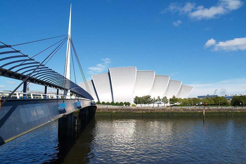 Le Millennium Dome de Glasgow